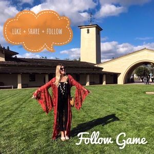 **FOLLOW GAME FULL** Come play my new game!!
